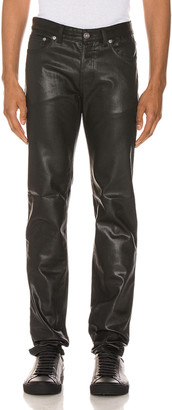 Givenchy Slim Fit Jeans in Black | FWRD