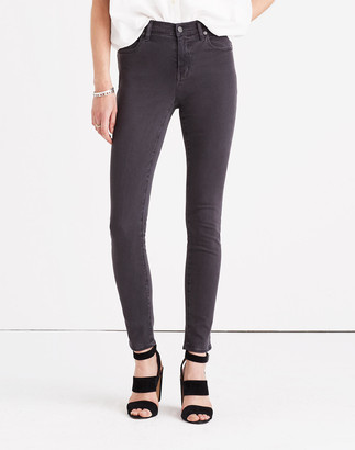"Madewell Taller 9"" High-Rise Skinny Jeans: Garment-Dyed Edition"