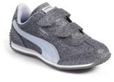 Puma Girl's Whirlwind Glitz Sneaker