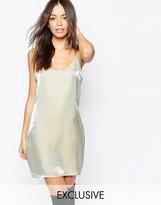 Goldie Satin Slinky Cami Dress