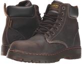 Dr. Martens Work - Winch Service Waterproof 7-Eye Boot Men's Work Lace-up Boots