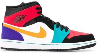 Jordan Air 1 Mid multicolor