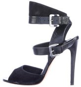 Camilla Skovgaard Suede & Leather Sandals