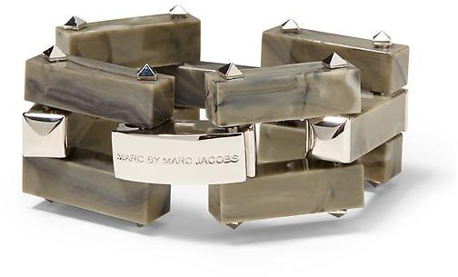 Marc by Marc Jacobs Chunky Resin Bracelet
