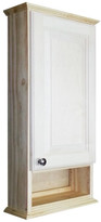 """Wg Wood Products Asheville Series On-The-Wall Cabinet, Unfinished, 31.5""""h X 15.25""""w X 4"""