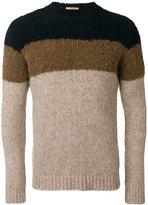 Nuur tri-tone sweater - men - Acrylic/Nylon/Alpaca/Merino - 46