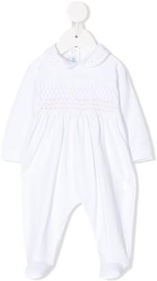 Siola Embroidered Dot Pyjamas