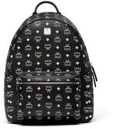 MCM Stark Logo Visetos Backpack