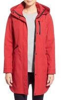 Kristen Blake Petite Women's Crossdye Hooded Soft Shell Jacket (Regular & Petite)