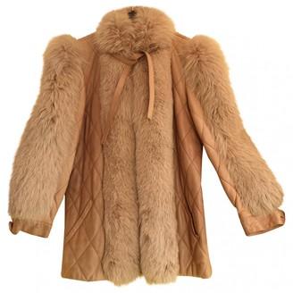 Christian Dior Fur Jacket for Women Vintage