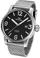 TW Steel Men's 'Maverick' Quartz Stainless Casual Watch, Color:Silver-Toned (Model: MB16)