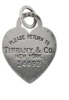 Tiffany & Co. & Co. Return to Heart Pendant