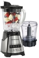 Hamilton Beach 2-in-1 Blender and Chopper - Stainless 58149