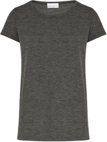 Raey Ribbed-jersey T-shirt