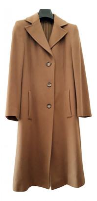 Colombo Camel Cashmere Coats