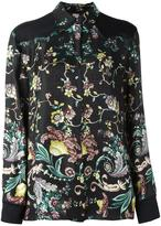 Antonio Marras floral print shirt