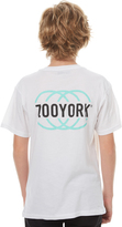 Zoo York Kids Boys Master Tee White