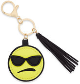 Macy's Inspired Life Emoji and Tassel Keychain