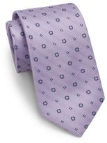 English Laundry Mixed Patterned Silk Tie