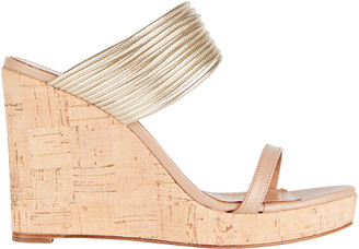 Aquazzura Rendez Vous 105 Wedge Sandals