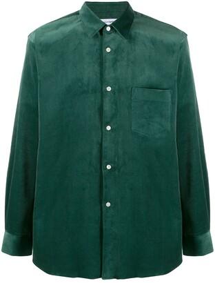 Comme des Garçons Shirt Slim-Fit Corduroy Shirt