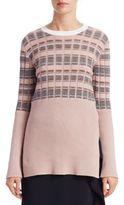 Marni Lurex Stripe Knit Sweater