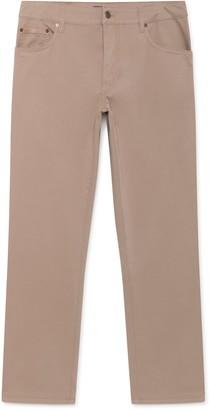 Hackett Trinity Regular Fit Cotton Five Pocket Chino Trousers