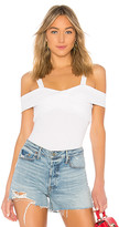by the way. Evie Off Shoulder Bodysuit