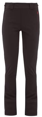 Perfect Moment Ancelle Flared Ski Trousers - Womens - Black