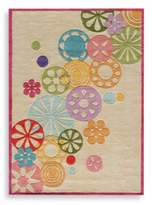 Momeni 'Lil Mo Hipster 8-Foot x 10-Foot Area Rug in Ivory