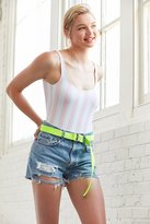 Urban Outfitters Canvas D-Ring Belt