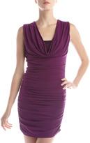 Laundry by Design Cowl-Neck Sequin Dress, Ambrosia