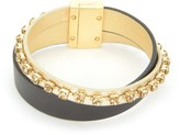 Juicy Couture Double Leather Bracelet