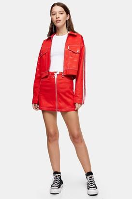 adidas Womens X Fiorucci Print Skirt - Scarlett