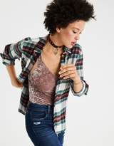 American Eagle Outfitters AE Ahh-Mazingly Soft Flannel Cabin Shirt