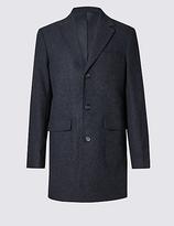 Collezione Single Breasted Overcoat