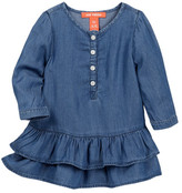 Joe Fresh Shirt Dress (Baby Girls)