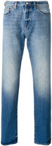 Paul Smith faded straight-leg jeans