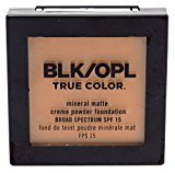 Black Opal True Color Mineral Matte Creme Powder Heavenly Honey (7.4g) (3 Pack)