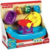 Fisher-Price Topzy Tumblers Tubtime Tumblin' Boat Playset