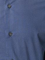 Drumohr fine pattern shirt