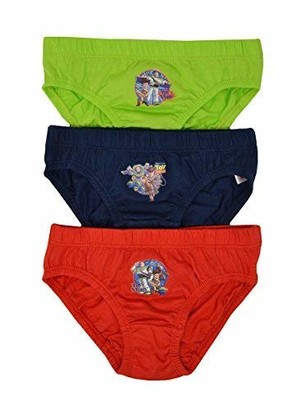 Jujak Girls Bing Bunny Knickers Briefs Pants Underwear Pack of 3