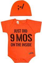"Sozo Baby 9 MOS"" Bodysuit Set"