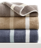 Hotel Collection CLOSEOUT! Contrast Stripe Bath Towel