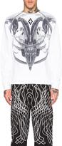 Marcelo Burlon County of Milan Aurora Crewneck Sweatshirt