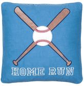 MVP ''Home Run'' Throw Pillow