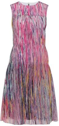 Gathered Effect Reversible Dress