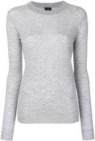 Joseph plain sweatshirt
