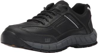 Caterpillar Men's Streamline Leather/Black Work Shoe 7 M US