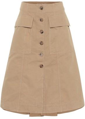 Acne Studios Cotton skirt